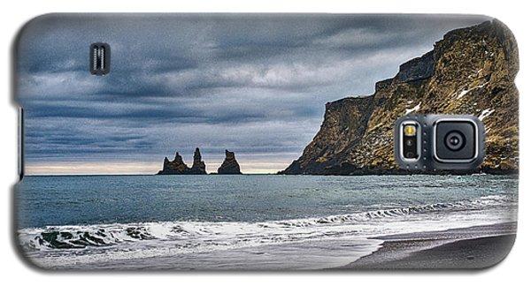 Vik Winter Wonderland Beach Galaxy S5 Case