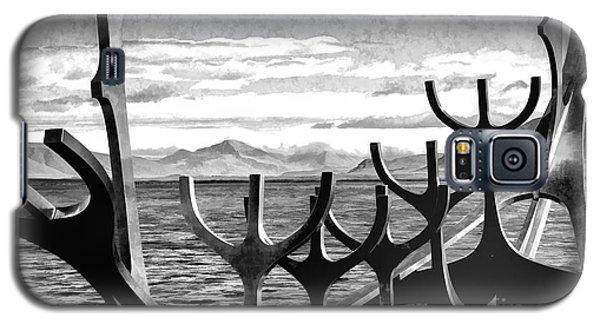 Viking Tribute Galaxy S5 Case by Rick Bragan