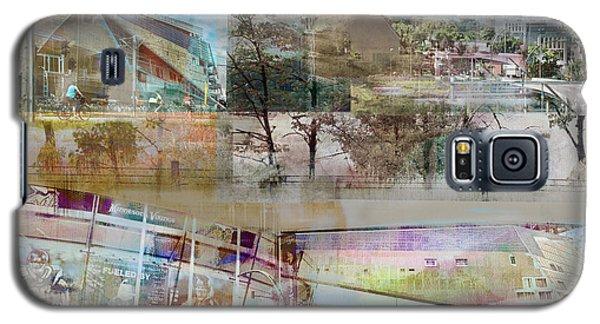 Vikings Stadium Collage 2 Galaxy S5 Case