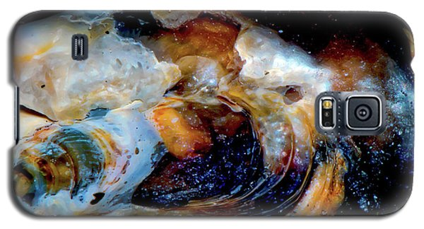 Vilano Sea Shell Constellation Galaxy S5 Case