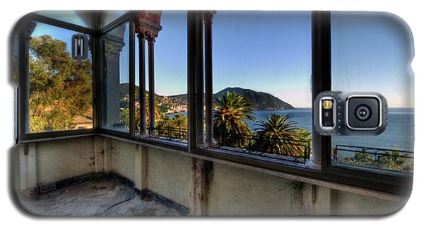 Villa Of Windows On The Sea - Villa Delle Finestre Sul Mare II Galaxy S5 Case