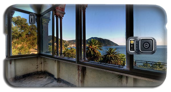 Villa Of Windows On The Sea - Villa Delle Finestre Sul Mare II Galaxy S5 Case