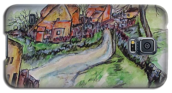 Village Back Street Galaxy S5 Case