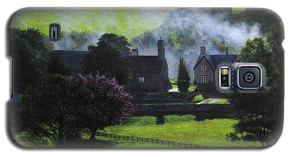 Village In North Wales Galaxy S5 Case
