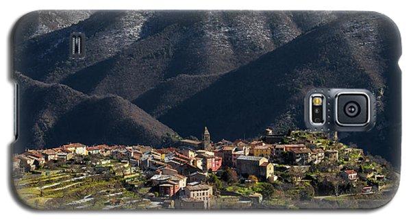 Village Of Utelle Galaxy S5 Case