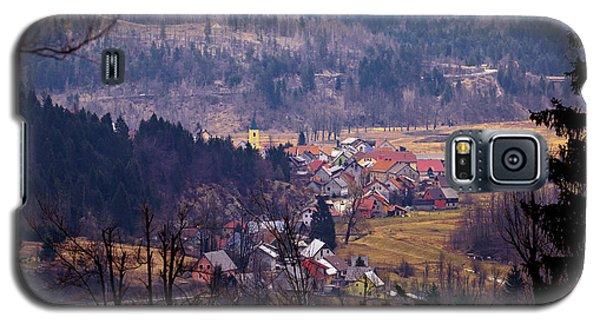 Village Of Lokve In Gorski Kotar  Galaxy S5 Case