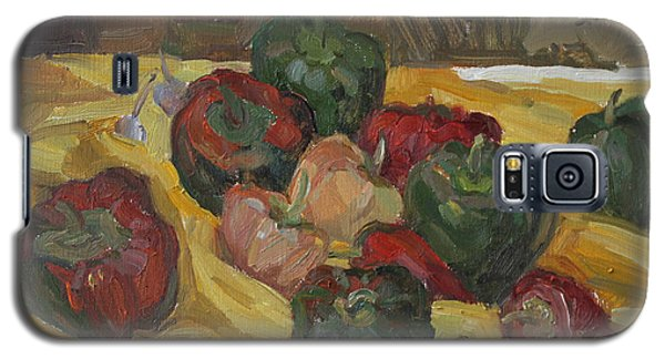Village Peppers Galaxy S5 Case