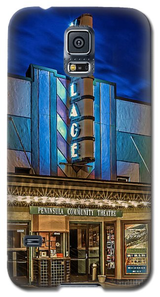 Village Theater Galaxy S5 Case