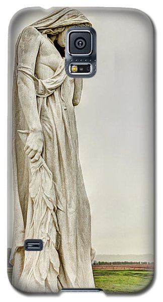 Vimy Memorial - Canada Bereft Galaxy S5 Case