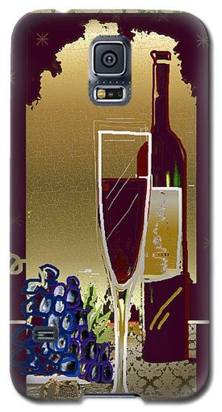Vin Pour Une Galaxy S5 Case