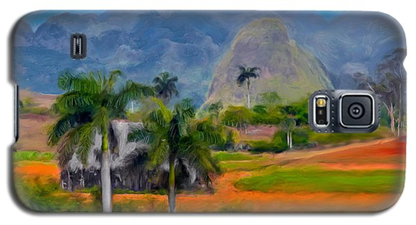 Vinales Valley. Cuba Galaxy S5 Case