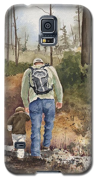 Vince And Sam Galaxy S5 Case