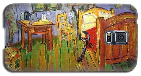 Vincent Van Go's Bedroom Galaxy S5 Case