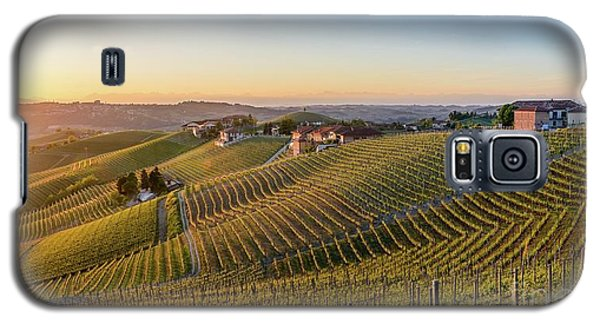 Vineyard At Barbaresco, Italy Galaxy S5 Case