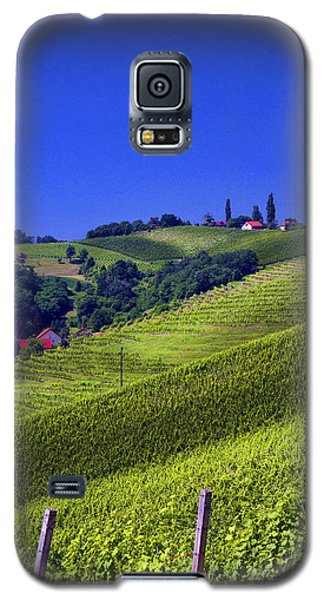 Vineyards Of Jerusalem Slovenia Galaxy S5 Case