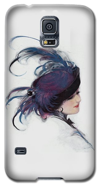 Vintage 1914 Fashion Galaxy S5 Case