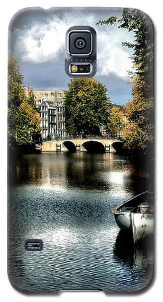 Vintage Amsterdam Galaxy S5 Case by Jim Hill