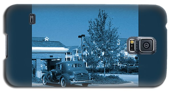 Vintage Automobile Galaxy S5 Case