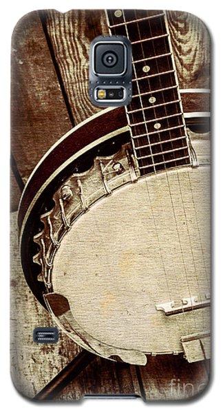 Vintage Banjo Barn Dance Galaxy S5 Case