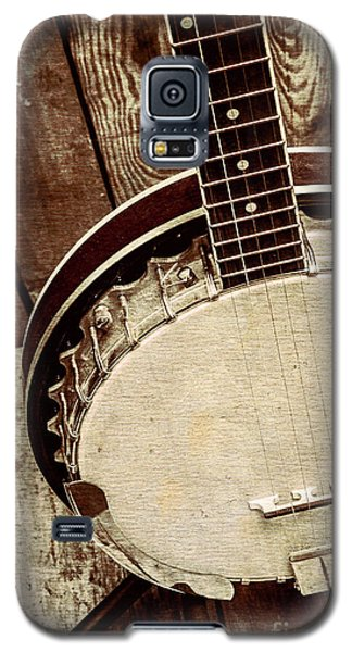 Vintage Banjo Barn Dance Galaxy S5 Case