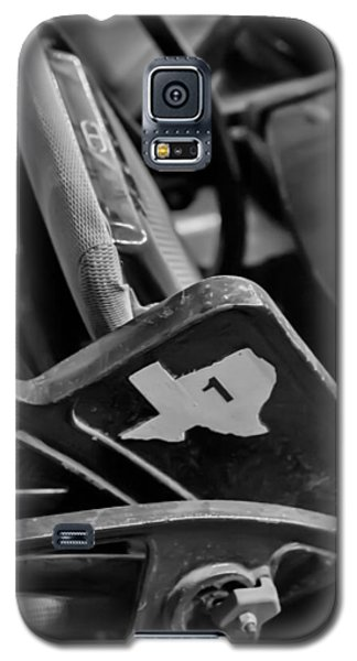 Galaxy S5 Case featuring the photograph Vintage Baseball Chairs by Joshua House