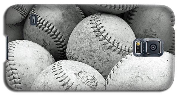 Vintage Baseballs Galaxy S5 Case