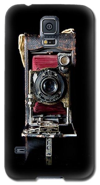 Vintage Bellows Camera Galaxy S5 Case