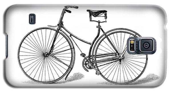 Vintage Bike Galaxy S5 Case