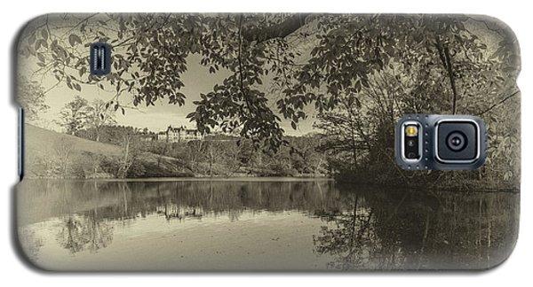 Vintage Biltmore Galaxy S5 Case