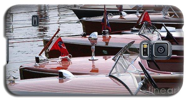 Vintage Boats Galaxy S5 Case