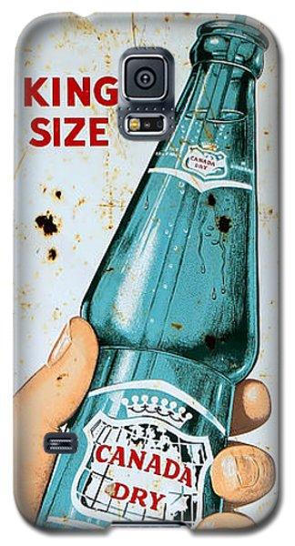 Vintage Canada Dry Sign Galaxy S5 Case