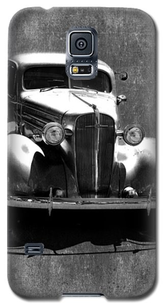Vintage Car Art 0443 Bw Galaxy S5 Case
