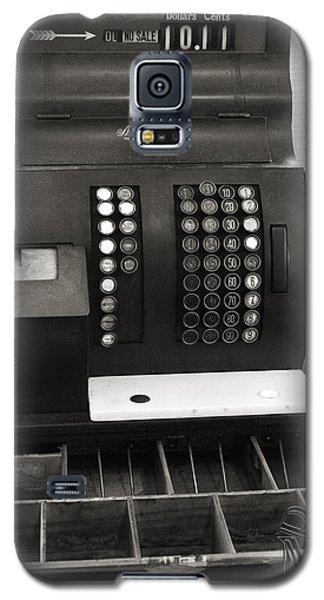 Vintage Cash Register Galaxy S5 Case