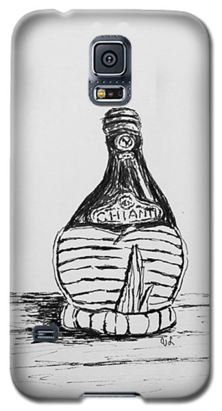 Vintage Chianti Galaxy S5 Case by Victoria Lakes