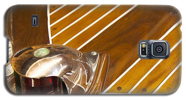 Vintage Century Bow Light Galaxy S5 Case