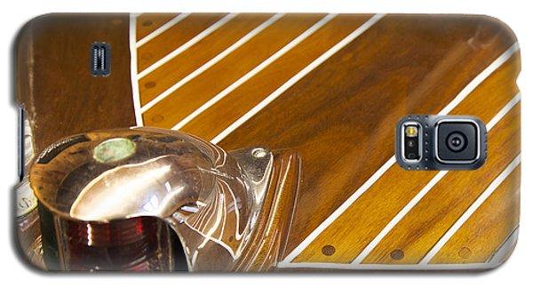Vintage Century Boat Bow Light Galaxy S5 Case