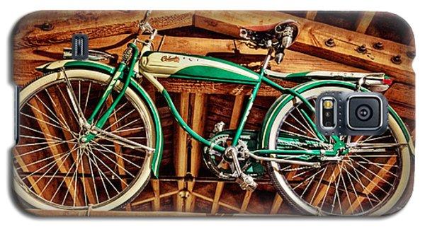 Vintage Cicycle Galaxy S5 Case