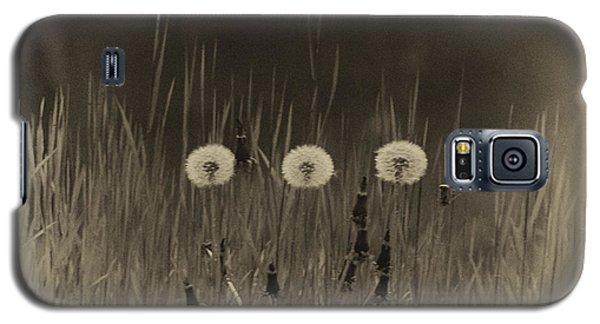 Vintage Clocks Galaxy S5 Case
