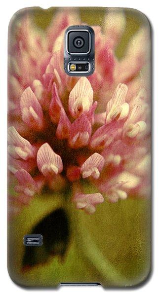 Vintage Clover Galaxy S5 Case