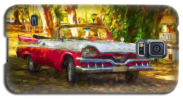 Vintage Dodge Custom Royal 1957 Galaxy S5 Case