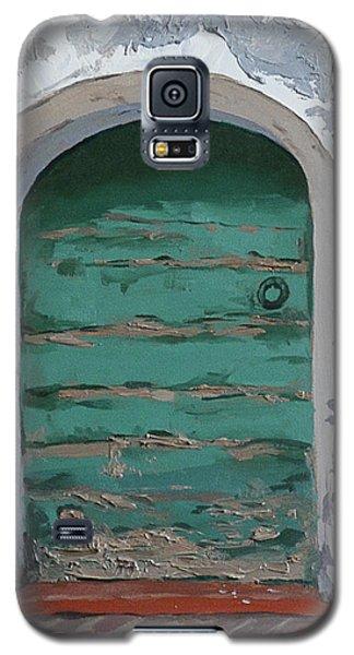 Vintage Series #2 Door Galaxy S5 Case