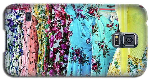Galaxy S5 Case featuring the photograph Vintage Dresses by Tim Gainey