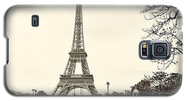 Vintage Eiffel Landscape  #paris Galaxy S5 Case