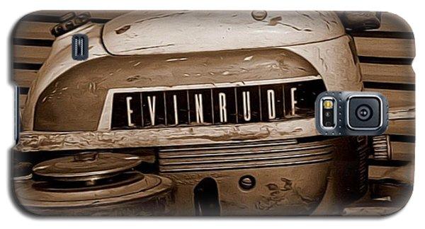 Vintage Evinrude Galaxy S5 Case