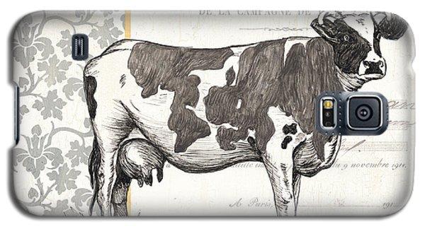 Vintage Farm 4 Galaxy S5 Case by Debbie DeWitt