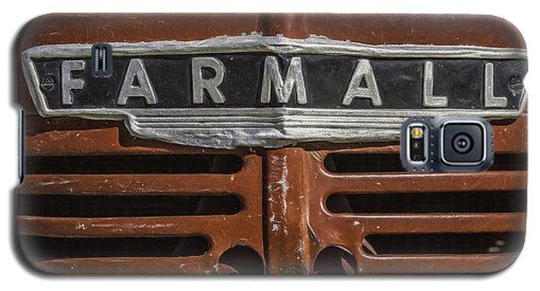 Vintage Farmall Tractor Galaxy S5 Case