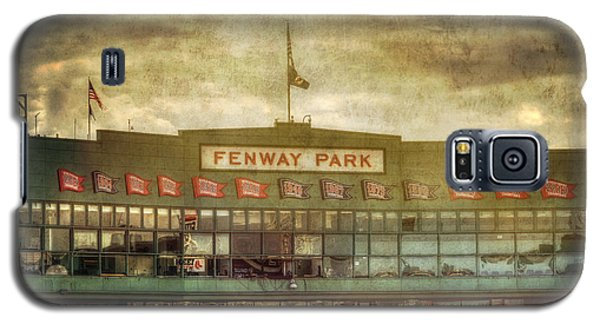 Vintage Fenway Park - Boston Galaxy S5 Case by Joann Vitali