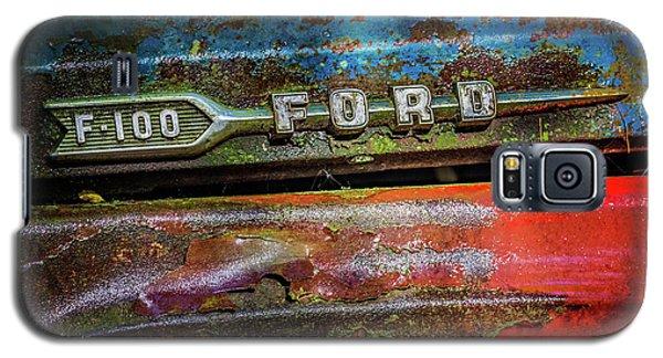 Vintage Ford F100 Galaxy S5 Case