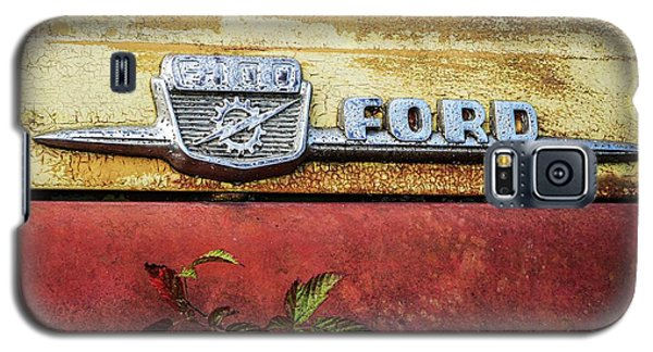 Vintage Ford Logo Galaxy S5 Case
