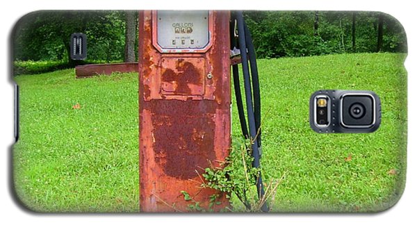 Vintage Gas Pump Galaxy S5 Case